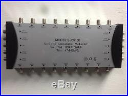 Shaw Direct 5x16 Satellite Multiswitch Star Choice