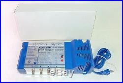 Spaun SMS 5400 NF Compact Multiswitch for 4 Satellite IF Signals Switch