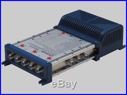 Spaun SMS 5603 NF 5/6 Multiswitch satellite compatto 6 partecipanti
