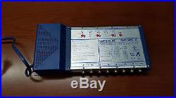Spaun SMS 5802 NF 8-Port Multiswitch DirecTV Phase III Satellite Video Splitter