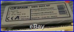 Spaun Sms 5603 Nf Powered Satellite Multiswitch (nib)