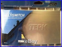 TERK 5x8 Satellite Multiswitch BMS-58 RETAILS FOR $129.95