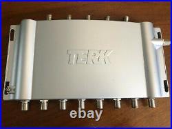 TERK BMS 58 Integrated 5x8 Satellite Multi Switch Unit