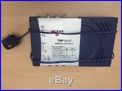 TMP 5x12 TRIAX 5X12 (12-Way) Satellite Multiswitch