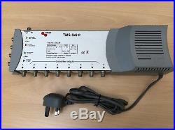 TMP 5x8 P TRIAX 5X8 (8-Way) Satellite MULTISWITCH