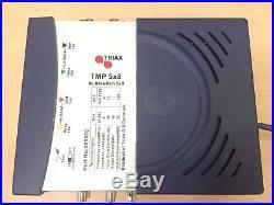 TMP 5x8 TRIAX 5X8 (8-Way) Satellite Multiswitch