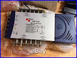 TRIAX 5X24 (24-Way) Satellite Multiswitch