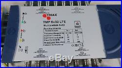 TRIAX TMP 5X32 MULTISWITCH + LMS LTE satellite switcher