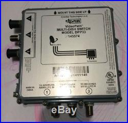 TV Equipment Dish Pro Plus Multi-Dish Switch DPP33 145574 VideoPath Satellite