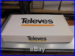 Televes 9x32 Splitter Satellite Multiswitch (Ref 7381)