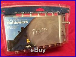 Terk 5x8 Satellite Indoor/Outdoor Multiswitch