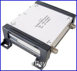 Transmedia FMULTI7L Satellite Multiswitch 3, 2 x Sat frequency range, 9502150MH