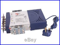 Triax TMP LTE 5 in 12 Out Satellite & Terrestrial Multiswitch Use Quattro LNB