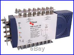 Triax TMP LTE 5 x 32 Satellite & Terrestrial Multiswitch Use Quattro LNB