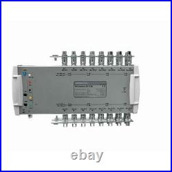 V5-532 Vision Multiswitch 5 Inputs x 32 Outputs Line Power for Satellite Terr