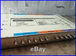 V75-242 Vision Multiswitch 7x24 Genie-pro satellite TV professional unit rare