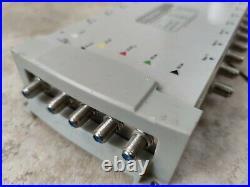 V75-516S Vision Multiswitch Satellite TV Distribution Unit (16 outputs) Used