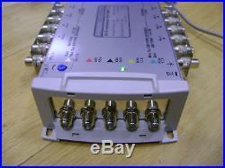 VISION 5x12 V5-512MP Satellite & TV Aerial Multiswitch