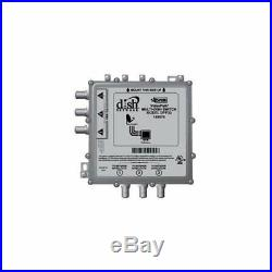 Videopath Satellite TV Equipment Dish Pro Plus 33 Multi-dish Switch DPP33