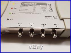 Vision Multi-switch V75 508S satellite distribution sky switch