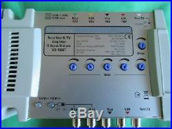 Vision Satellite & TV Amplifier & Multiswitch & Tap