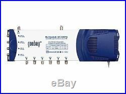 Wentronic goobay Multiswitch 5/06 MS-506PQ Satellite / terrestrial signal 67260