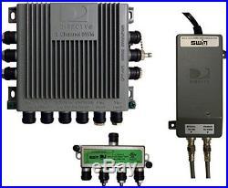 Winegard SWM-840 Satellite TV Antenna Single Wire Multi-Switch Kit