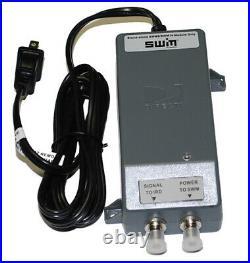 Winegard SWM-D30 Satellite TV Antenna Single Wire Multi-Switch Kit Provides SW